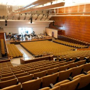 Inredo referensbild, konserthuset Helsingborg