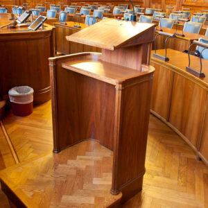 Inredo referensbild, rådhuset Helsingborg