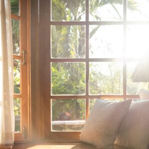 Inredo referensbild, fönster renovering